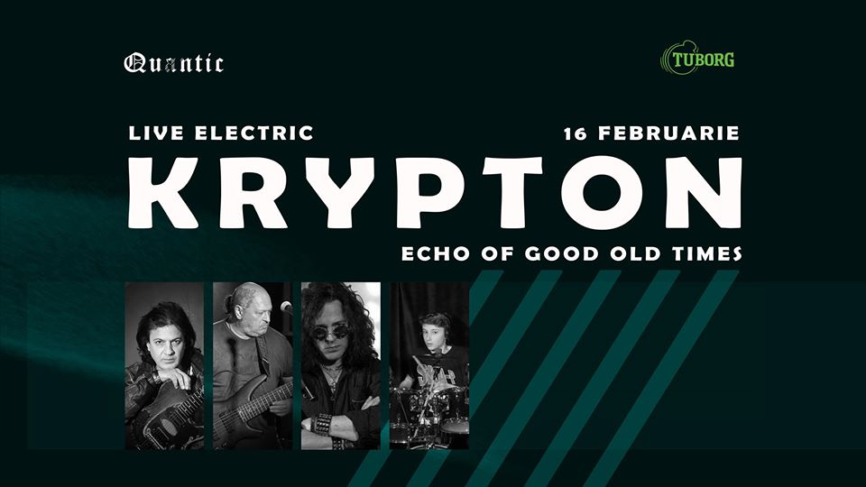 /!!!  AMANAT !!!  Krypton – Live Electric - Echo of good old times