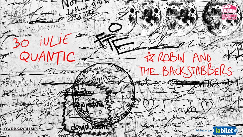 /Robin and the Backstabbers live la Quantic